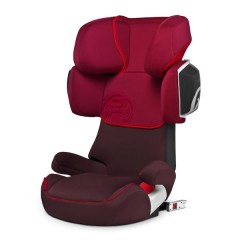 Silla de Auto Grupo Ii Iii Solution X2-fix Strawberry de Cybex