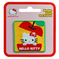 Parche manzana Hello Kitty de TodoPapás Outlet