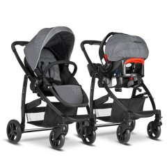 Trio Evo Charcoal de Graco