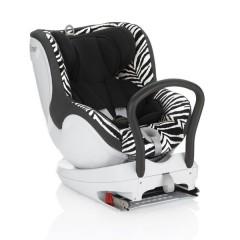 Silla de auto grupo 0+/1 DualFix Smart Zebra de Römer