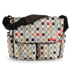 Bolso Maternal Dash Wave Dot de Skip Hop