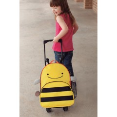 Maleta Zootrolley Bee de Skip Hop
