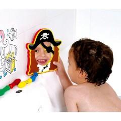 Set Piratas Baño de Asalvo