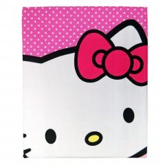 Sábana Cama de 90 Cm Hello Kitty Bye-bye de Todopapás Outlet