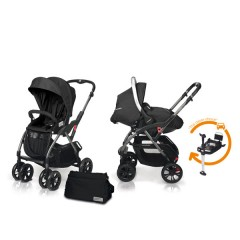 Match 2 silla avant + grupo 0 sono + base graphite de Casualplay