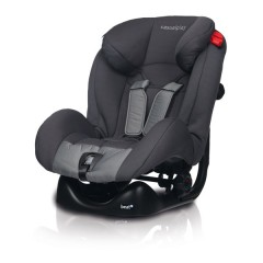 Silla Auto Grupo 1/2 Beat S Technical Grey de Casualplay