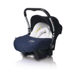 Silla Auto Grupo 0+ Baby 0+ Jeans de Casualplay
