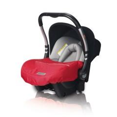 Silla Auto Grupo 0+ Baby 0+ Raspberry de Casualplay