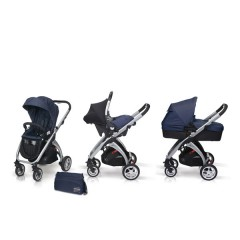Match 3 Kudu 4 aluminio + Metropol + Baby 0 + Bolso Jeans de Casualplay