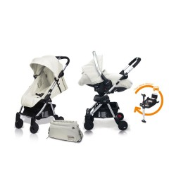 Match 2 Livi + Sono + Base Isofix + Bolso Ice de Casualplay