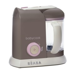 Babycook® Solo Pastel Rosa de Béaba