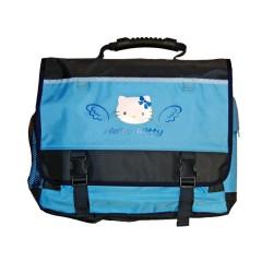Mochila Cartera Azul Hello Kitty de Todopapás Outlet