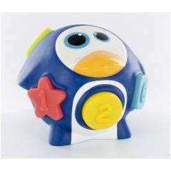 Pingüino de baño de Babymoov