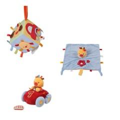 Pack mis primeros juguetes niña de Nattou