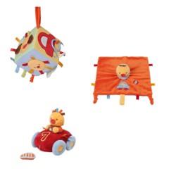 Pack mis primeros juguetes niño de Nattou