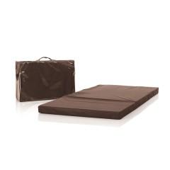 Colchón para Cuna de Viaje Chocolate de Asalvo
