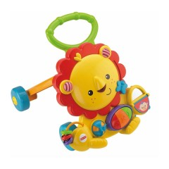León Andador Musical de Fisher-price