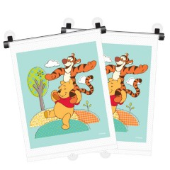 Protector Solar (2 Piezas) Winnie The Pooh de Disney Baby