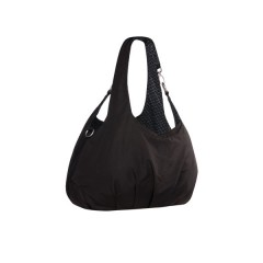 Bolso Gold Label Shoulder Bag Negro de Lassig