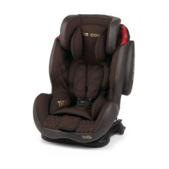 Silla auto Isofix grupo 1/2/3 Thunder isofix brownie de Be Cool