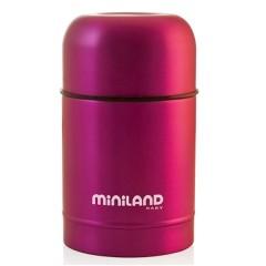 Termo Food colour pink de Miniland