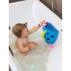 Cesta Recoge Juguetes de Baño Blue de Olmitos