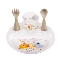 Vajilla 4 piezas Winnie the pooh de Tigex