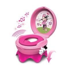 Orinal Minnie Mouse con sonidos de Disney Baby