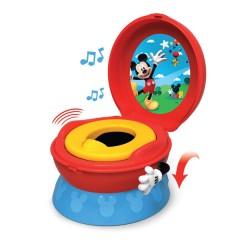 Orinal Mickey Mouse con sonidos de Disney Baby