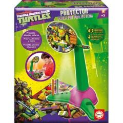 Proyector Tortugas Ninja de Educa Borras