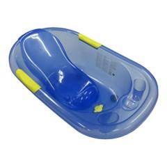 Bañera Bubbles Blue de Bebédue