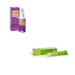 Pack Mitigal Repelente + Mitigal Calmante de Laboratorios Salvat