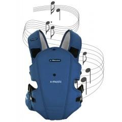 Mochila Portabebé X-music Bebemon Blue Ocean