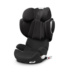 Silla de Auto Grupo 2/3 Solution Q-fix Charcoal de Cybex