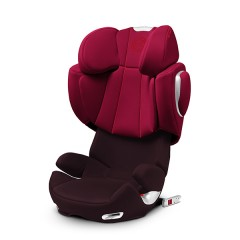 Silla de Auto Grupo 2/3 Solution Q-fix Strawberry de Cybex