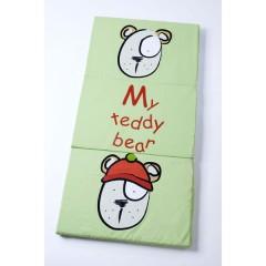 Colchón Cuna Plegable Teddy Bear de Olmitos