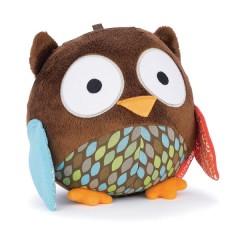 Peluche Treetop Friends Chime Ball Owl de Skip Hop