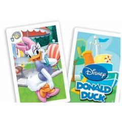 Juego Parejas Con Cartas de Disney Donald de Trefl