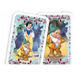 Juego Parejas con Cartas de Disney Blancanieves de Trefl