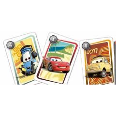 Juego Parejas con Cartas de Disney Cars 2 de Trefl