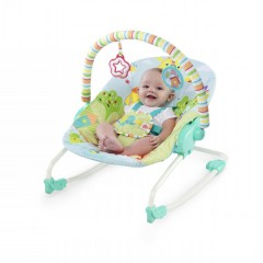 Hamaca Rocker Snuggle Jungle de Bright Starts