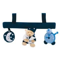 Barra de actividades Teddy de Bebédue