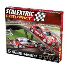 Circuito Compacto Extreme Raiders de Scalextric
