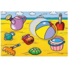 Puzle Marco En La Playa de Trefl