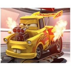Puzle 3D 48 piezas Disney Cars Mater de Trefl