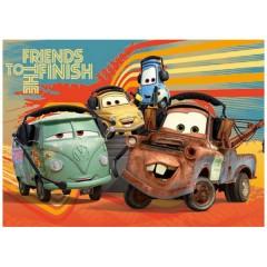 Puzle 60 Piezas Disney Cars 2 El Equipo de Trefl