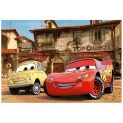 Puzle 100 Piezas Disney Cars 2 Los Mejores Amigos de Trefl