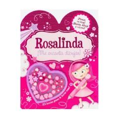 Rosalinda Me Encanta Dibujar de Asppan
