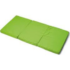 Colchón Plegable Mamma Mia Verde de Olmitos