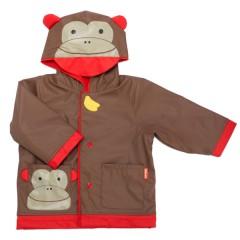 Chubasquero Zoo Monkey 1-2 años de Skip Hop